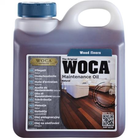 WOCA Pflege-Öl 1,0 Liter